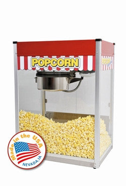 Paragon 1116810 Classic Pop - 16 oz Movie Popcorn Machine