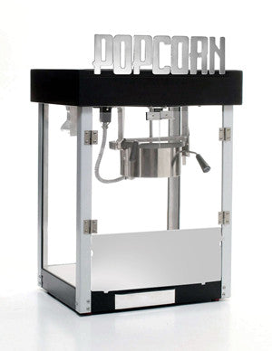 Metropolitan Art Deco 6 Popcorn Machine