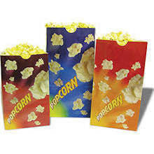 Benchmark USA 41246 100  46 oz. Orange Popcorn Butter Bags