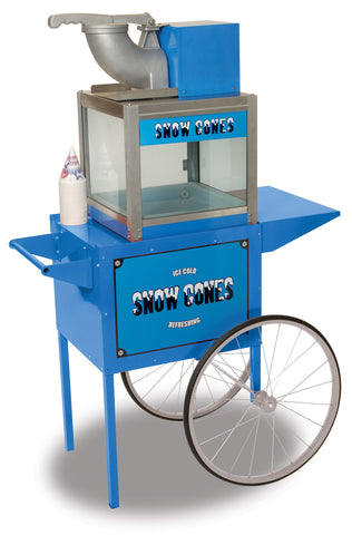 Snowcone Machine Not Included