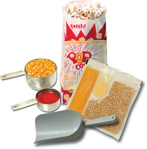 Benchmark USA 45006 Starter Kit For 6 oz Poppers