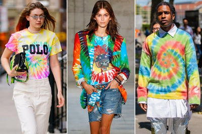 Tie-Dye,the spring-summer trends that will be a must have necessary in your close