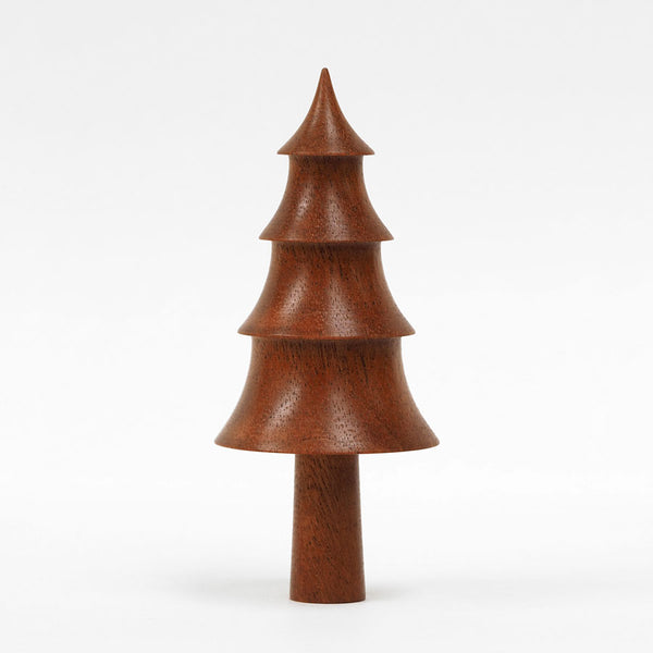 Alpine Wooden Decorative Ornamental Single Tree - The Arboretum