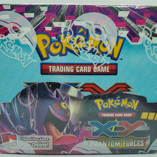 Pokemon Phantom Forces Sealed Booster Box