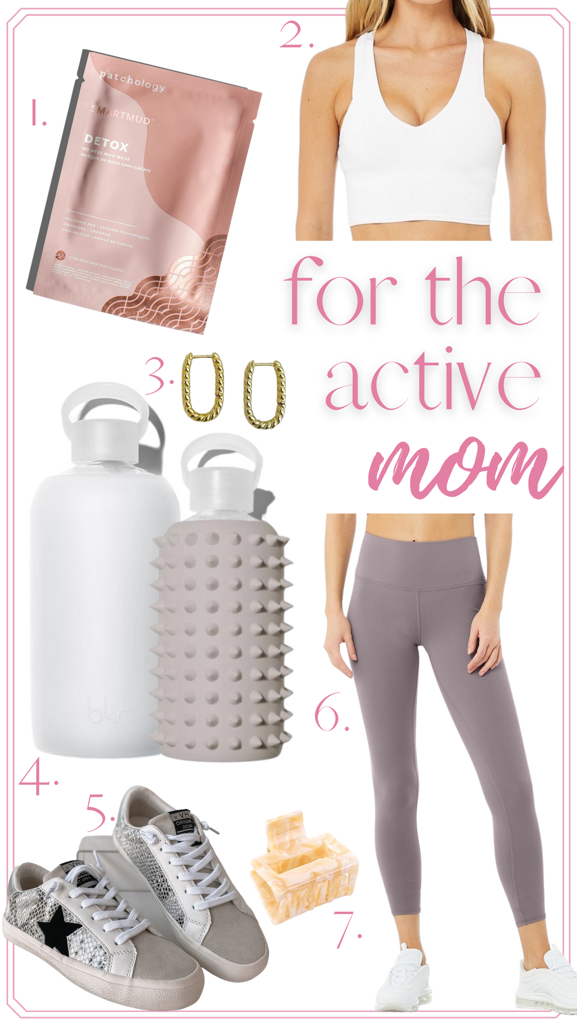 mothers day gift guide for the active mom
