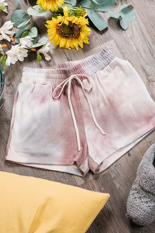 Tie-Dye Shorts - Traveling Chic Boutique, VA