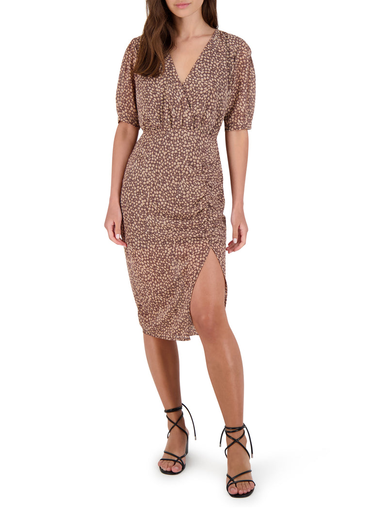 Dusky Business Dress - Traveling Chic Boutique, VA