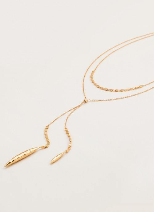 Chloe Layered Versatile Necklace