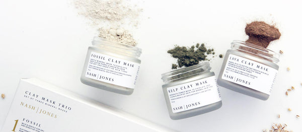 Clay Mask Trio Set - Traveling Chic Boutique, VA