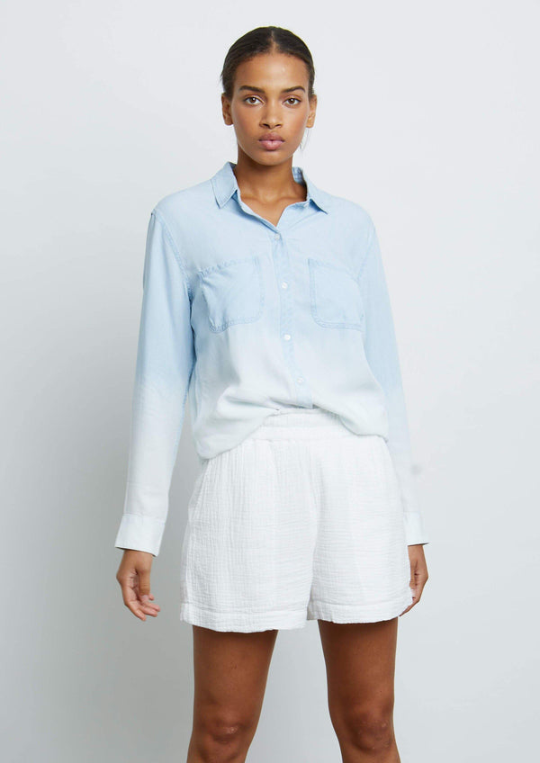Carter Button Up - Traveling Chic Boutique, VA