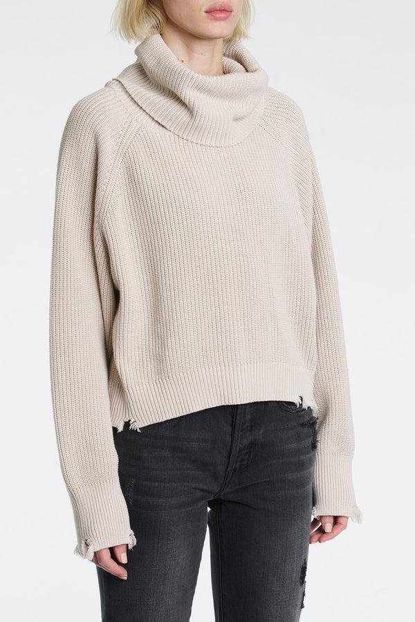 Hadley Turtleneck Sweater - Traveling Chic Boutique, VA