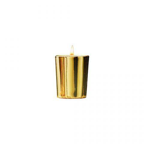 Spiced Pomander Votive Candle