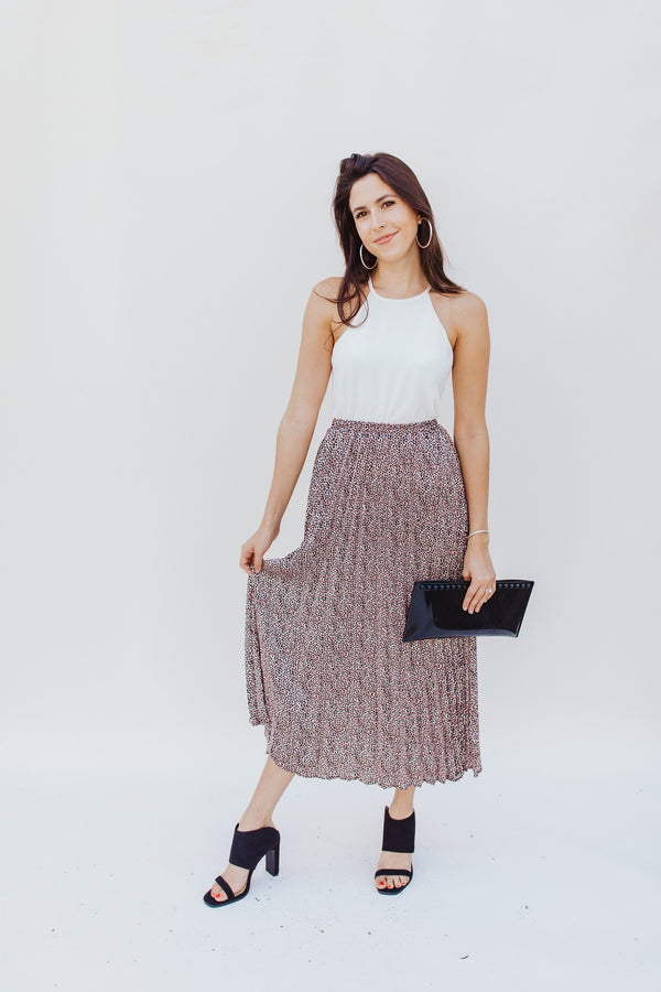 Wild Out Skirt - Traveling Chic Boutique, VA
