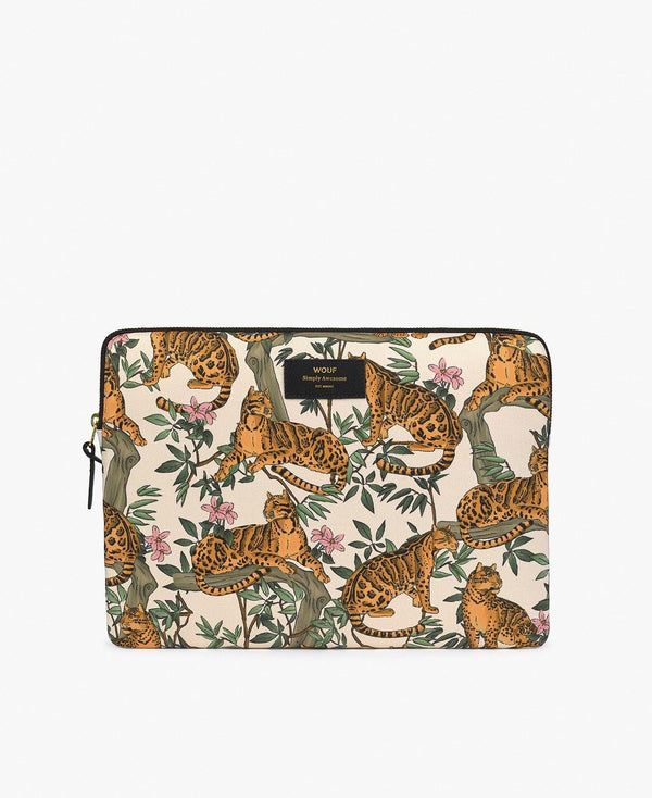 "13"" Lazy Jungle Laptop Sleeve"