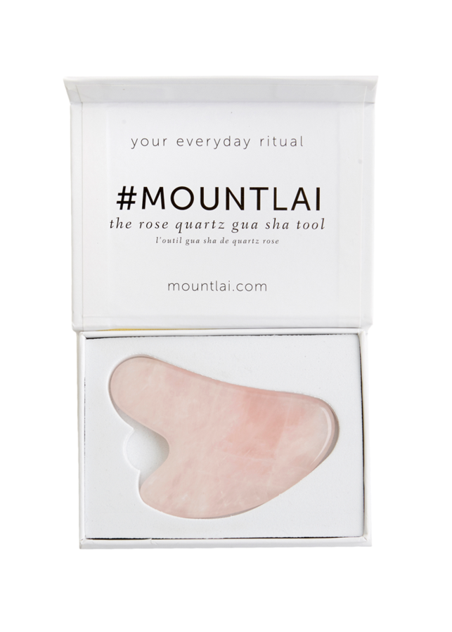 Rose Quartz Gua Sha Tool - Traveling Chic Boutique, VA
