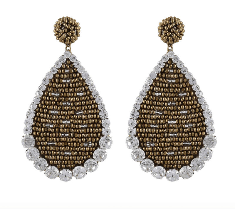 Laxmi Earrings - Traveling Chic Boutique, VA