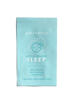 Sleep Little Helper Supplement Strips