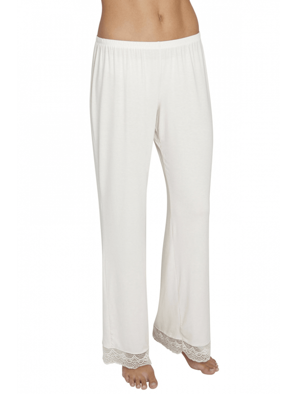 Lace Trim PJ Pant - Traveling Chic Boutique, VA