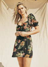 Aloha Lei Mini Dress - Traveling Chic Boutique, VA