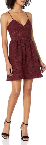 Sutton Lace Fit & Flare