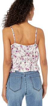 Cortina Printed Tank - Traveling Chic Boutique, VA