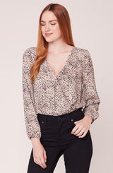 Animal Printed Bodysuit