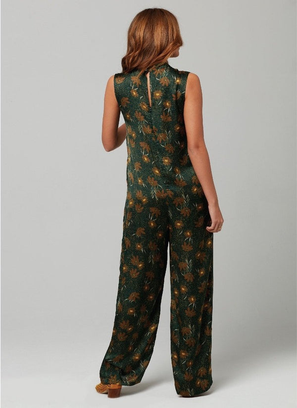 Heidi Jumpsuit - Traveling Chic Boutique, VA