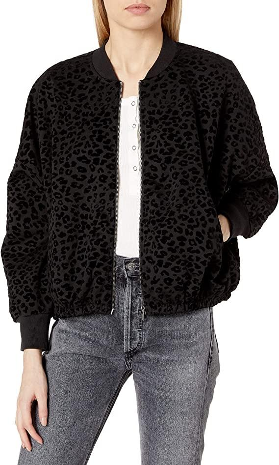 Wild Side Bomber Jacket