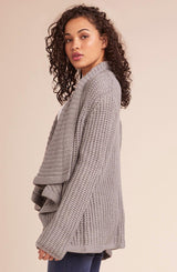 Just Got Back Knit Cardigan