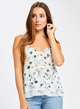 Botanica Tank - Traveling Chic Boutique, VA