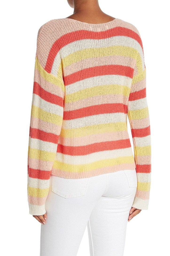 Lex Stripe Sweater