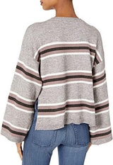 Amour Stripe Pullover