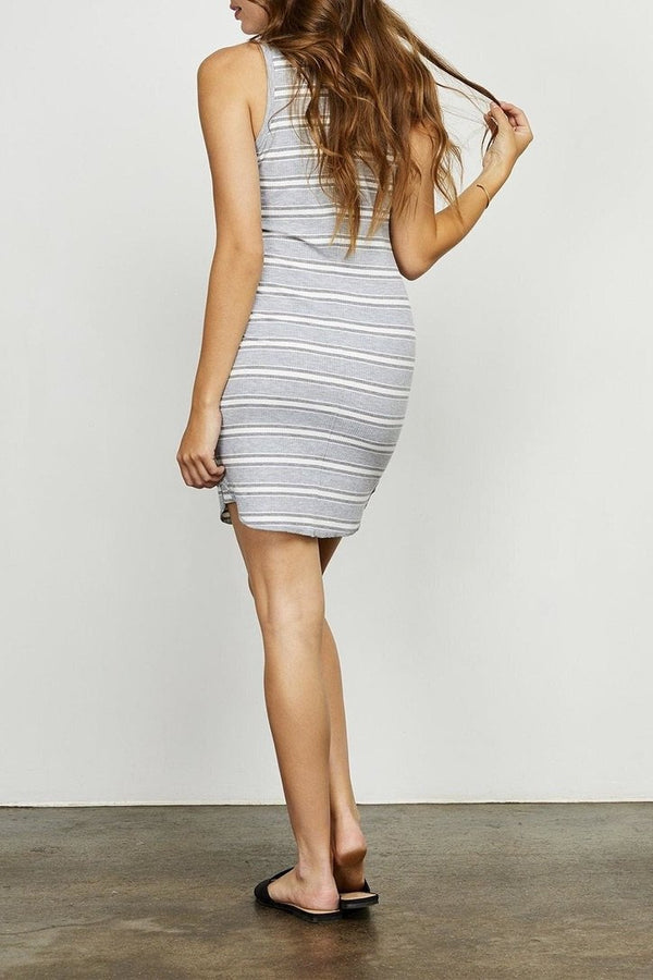 Tuscany Ribbed Dress - Traveling Chic Boutique, VA