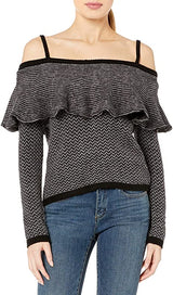 Debeney Off The Shoulder Sweater