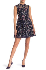 Leda Embroidered Dress - Traveling Chic Boutique, VA