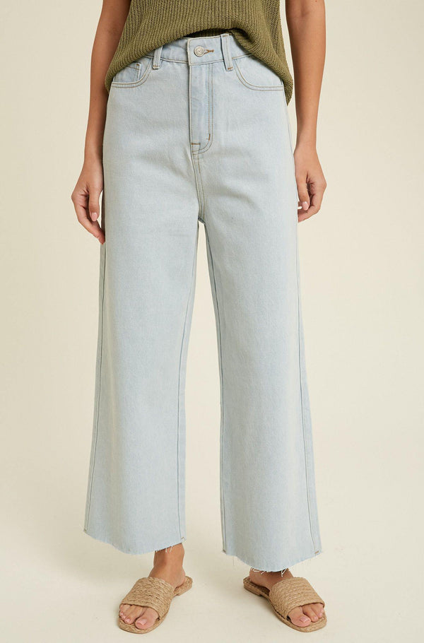 Melville Wide Leg Pant - Traveling Chic Boutique, VA