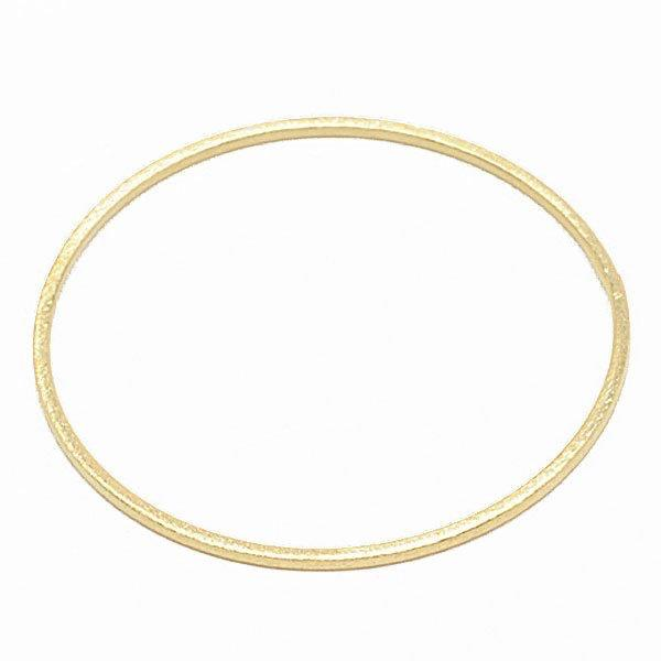 Thin Flat Bangle - Traveling Chic Boutique, VA