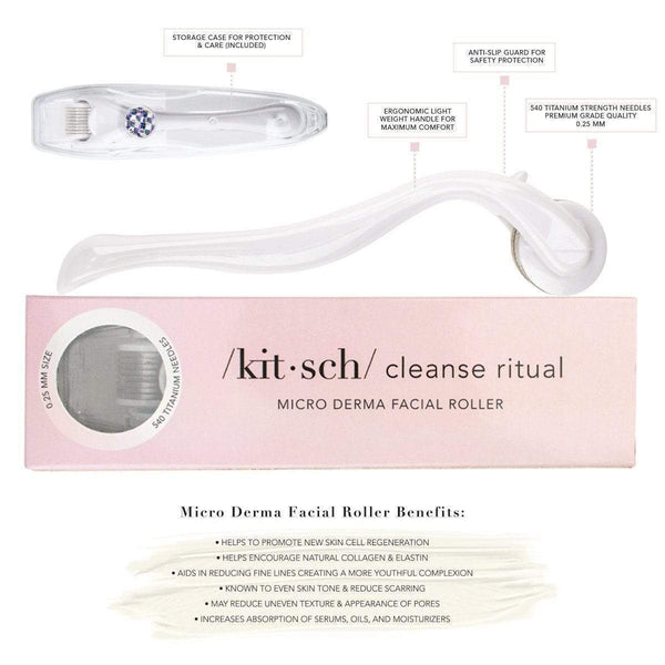 Micro Derma Facial Roller - Traveling Chic Boutique, VA