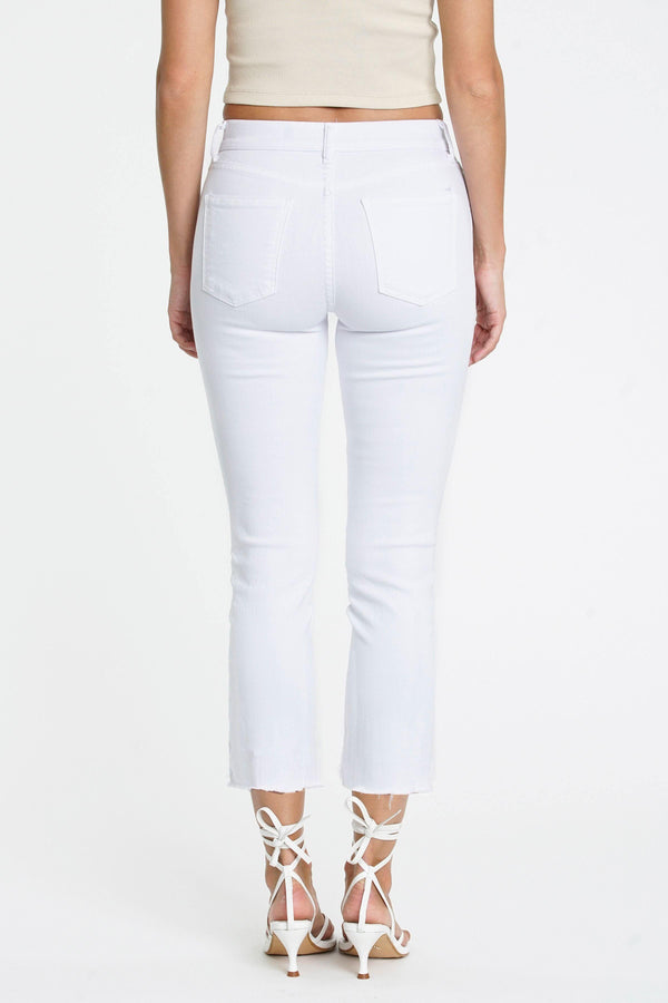Monroe High Rise Cigarette Jeans
