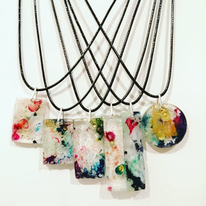 Necklace - Rose Hurles Art
