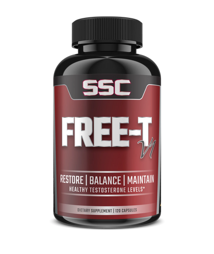 Men's Hormone Support Free-T v1
