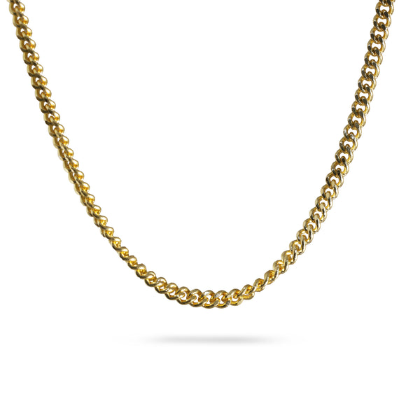 Eva Curb Chain Necklace - Jomami