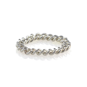 Bader Curb Chain Ring - Jomami