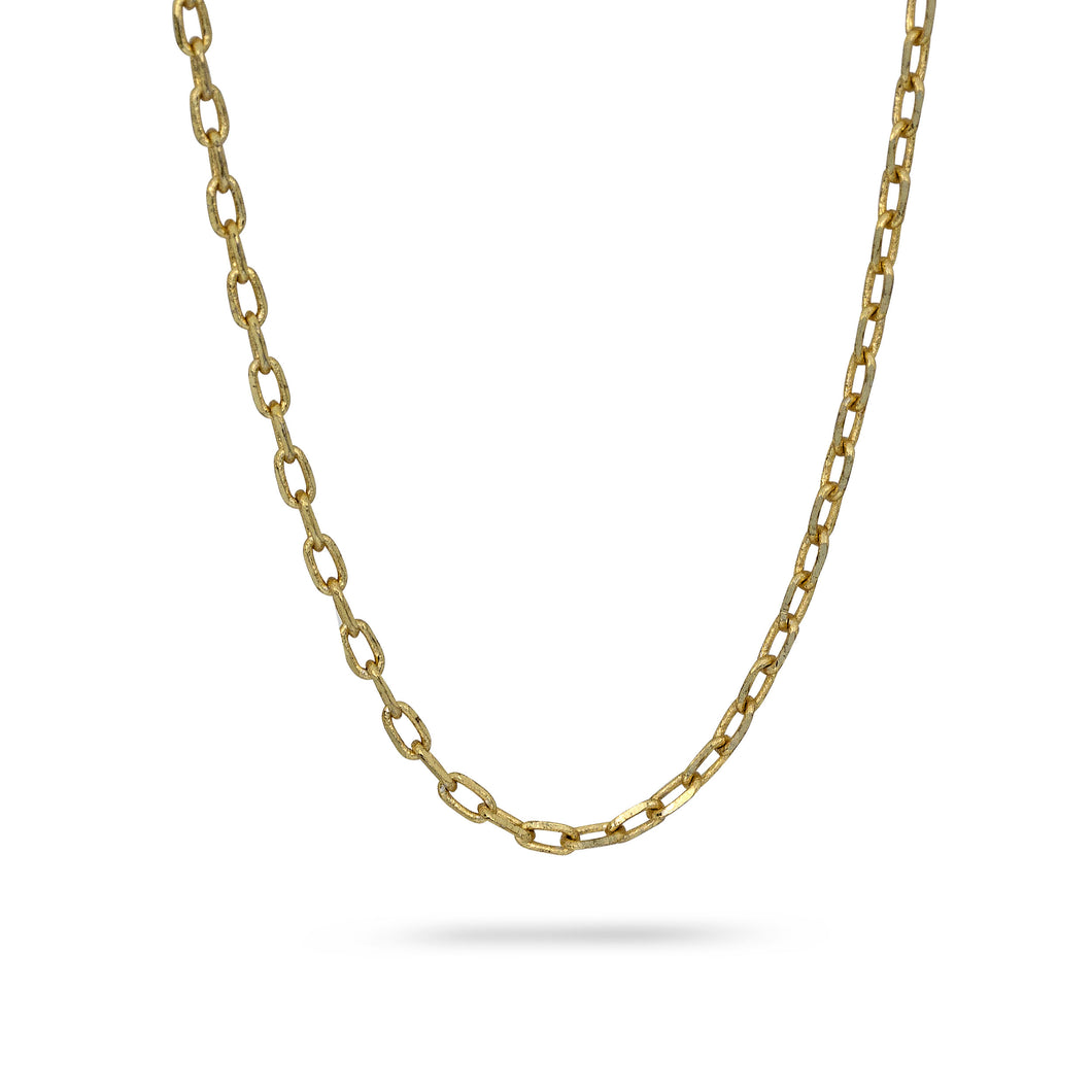Baret Chain Link Necklace - Jomami