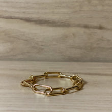 Load image into Gallery viewer, Golda Chain Link Bracelet - Jomami