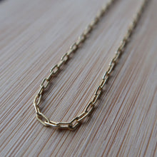 Load image into Gallery viewer, Baret Chain Link Necklace - Jomami