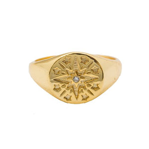 Bly Signet Ring - Jomami