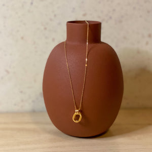 Kingsley Ring Holder Necklace - Jomami