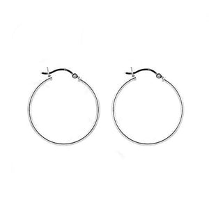 Isabella Hoop Earrings - Jomami