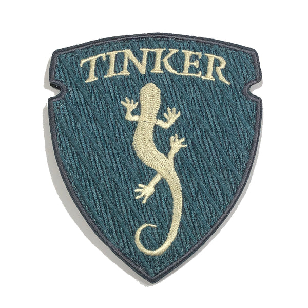 Tinker Workshop Classic Shield Morale Patch - 2018 Blade Show Version